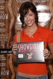 Amelia Cooke Photo - Amelia Cooke at the Showgirls Interactive Screening to celebrate the debut of the VIP Edition DVD set Vista Theater Los Angeles CA 07-27-04