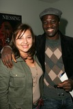 Adewale Akinnuoye-Agbaje Photo - Isis and Adewale Akinnuoye-Agbajeat Showtime Style 2006 Day Two Luxe Hotel Beverly Hills CA 01-15-06