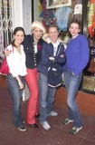 Alex M Photo - Jennifer Blanc with the Daily Candy girls Ashley Mcaddam and Tessa Benson at the Icecubes By Alex M Trunk Show at Blancs 5224 Hollywood Blvd Los Angeles CA 11-10-02