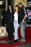 Alice Cooper Photo - Alice Cooper Cassandra Peterson and Rob Zombie at Coopers induction into the Hollywood Walk of Fame Hollywood CA 12-02-03