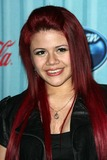 Allison Iraheta Photo - Allison Irahetaat the American Idol Top 12 Party Area Los Angeles CA 03-05-09