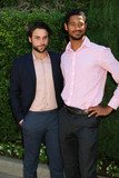 Alfred Enoch Photo - Jack Falahee Alfred Enochat the The Rape Foundations Annual Brunch Private Residence Beverly Hills CA 09-25-16