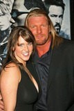 Stephanie McMahon Photo - Paul Michael Levesque and Stephanie McMahon At the Blade Trinity Los Angeles Premiere Graumans Chinese Theatre Hollywood CA 12-07-04