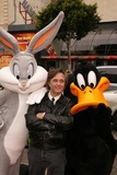 Joe Dante Photo - Joe Dante at the World Premiere of Warner Bros Looney Tunes Back In Action at the Chinese Theater Hollywood CA 11-09-03