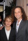 Kenny G Photo - Kenny G and sonat TheWraps Exclusive Oscar Party Culina Four Seasons Hotel Beverly Hills CA 03-01-10