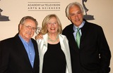 William Daniels Photo - William Daniels with Bonnie Bartlett and Steven Bochco at the Another Opening Another Show A Celebration Of TV Theme Music presented by ATAS The Leonard H Goldenson Theater North Hollywood CA 10-11-07