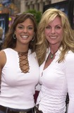 Eva LaRue Photo - Eva LaRue and Cindy Ambuehl at the premiere of Warner Brothers Scooby Doo at the Chinese Theater Hollywood 06-08-02