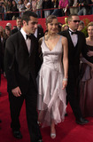 Ashley Judd Photo -  ASHLEY JUDD and DARIO FRANCHITTI at the 73rd Annual Academy Awards Shrine Auditorium Los Angeles 03-25-01