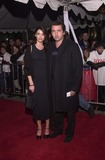 Angus MacFadyen Photo -  Angus MacFadyen and date at the premiere of Touchstones MISSION TO MARS in Hollywood 03-06-00