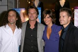 Kenny G Photo - Kenny G and Harry Hamlin with Lisa Rinna and Louis van Amstel  at the launch party for Dance Body Beautiful series of DVDs by Lisa Rinna Belle Gray Sherman Oaks CA 12-09-08