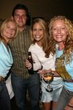ashley jensen Photo - Kym Jackson Joey Capuccino Ashley Jensen and Darla Rothman at the wrap party for Skyway Productions The Third Wish Pinot Hollywood CA 07-29-04