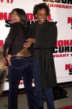Taraji P Henson Photo - Taraji P Henson and Hill Harper at the premiere of Columbia Pictures National Security at Mann Village Theater Westwood CA 01-15-03