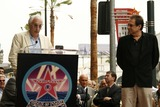 Steven Bochco Photo - Steven Bochco and David Milchat the ceremony honoring David Milch with a star on the Hollywood Walk of Fame Hollywood Boulevard CA 06-08-06