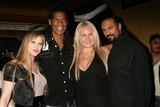 Amanda Rushing Photo - Amanda Rushing and William Romeo with Robin Coleman and Karim Imam  at the FG Magazine Release Party 24k Lounge West Hollywood CA 12-19-08