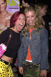 Ali Navarro Photo -  ALI NAVARRO AND SARAH at the Glamour Dont Party where fashion faux pas are  celebrated Norms Diner Hollywood 04-05-01