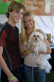 Alex Black Photo - Alex Black and Sara Paxtonat the Nuts For Mutts Dog Show Pierce College Woodland Hills CA 04-30-06