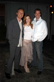 Anthony Head Photo - Anthony Head Alyson Hannigan and Alexis Denisof at the Buffy The Vampire Slayer Wrap Party Miahaus Studios Los Angeles CA 04-18-03