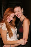 Andrea Harrison Photo - Phoebe Price and Andrea Harrison at Phoebes birthday party Saketini Brentwood CA 09-27-04