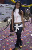 Aaliyah Photo -  Aaliyah at the Education Works benefit to promote after-school activities Universal Studios Hollywood 03-25-00