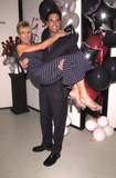Don Diamont Photo -  Eileen Davidson and Don Diamont at the Young  The Restless 7000th Episode bash in Hollywood 09-28-00