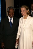 Nane Annan Photo - United Nations Secretary-General Kofi Annan and Mrs Nane Annan at the UNICEF Goodwill Gala 50 Years of Celebrity Advocacy at the Beverly Hilton Hotel Beverly Hills CA 12-03-03