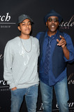 Arsenio Hall Photo - Arsenio Hall and sonat the Mr Church Premiere Arclight Hollywood CA 08-06-16