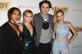 Audrey Whitby Photo - Sydney Park Olivia Holt Ryan McCartan Audrey Whitbyat The Standoff Premiere Regal Cinemas Los Angeles CA 09-08-16