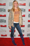 Annie Burgstede Photo - Annie Burgstede at Tom Clancys Ghost Recon 2 Launch Party to benefit Armed Forces Foundation at the House of Blues West Hollywood CA 12-08-04