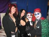 Beverly Garland Photo - Madame Jade Diana Knight Vlad the Inhaler and Count Smokulaat the DomCon LA 2005 Beverly Garland Holiday Inn North Hollywood CA DailyCelebcom 818-249-4998