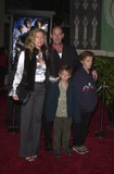 Leilani Sarelle Photo - Miguel Ferrer with wife Leilani Sarelle and sons at the premiere of Warner Bros Harry Potter And The Chamber Of Secrets Mann Village Theatre Westwood CA 11-14-02