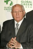 Mikhail Gorbachev Photo - Former Soviet President Mikhail Gorbachev at the Global Green - 8th Annual Green Cross Millennium Awards at the St Regis Hotel Century City CA 03-24-04