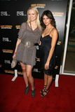 Angela Gots Photo - Irina Voronina and Angela Gotsat the premiere of Jamie Kennedys Showtime Special Uncomfortable Drais Hollywood CA 11-04-10