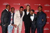 Kathryn Bigelow Photo - Anthony Mackie Malcolm David Kelley Laz Alonso Kathryn Bigelow Algee Smith Tyler James Williamsat the SAG-AFTRA Foundations Patron of the Artists Awards 2017 Wallis Annenberg Center for the Performing Arts Beverly Hills CA 11-09-17