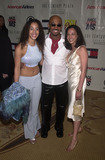 Ashley Williams Photo -  Montel Williams Ashley Williams and Karmela Harris at the 8th annual Race to Erase MS gala Century Plaza Hotel Century City 05-18-01