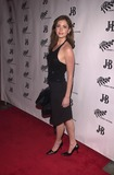 Ashley Jones Photo -  Ashley Jones at the 3rd Annual Step Up Holiday Party benefitting UCLA Breast Cancer Research Presented by StoryBay Beverly Hills 12-01-00