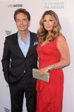 Richard Marx Photo - Richard Marx Daisy Fuentesat the 2017 The Humane Society Gala Paramount Studios Los Angeles CA 04-22-17