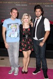 Andy LeCompte Photo - Perez Hilton Kelly Osbourne Andy Lecompteat Macys Material Girl Lucky Stars Casting Call Macys Los Angeles CA 11-19-11