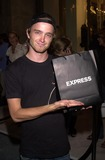 Aaron Paul Photo - Aaron Paul at the grand opening for the new EXPRESS Flagship store opening at Hollywood and Highland Hollywood CA 08-01-02