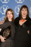 Angelica Huston Photo - Sofia Coppola and Angelica Huston at The 56th Annual Directors Guild of America Awards Press Room Century Plaza Hotel Century City CA 02-07-04