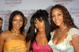 Vivica A Fox Photo - Tamala Jones Golden Brooks and Vivica A Fox at the world premiere of Columbia Pictures Charlies Angels - Full Throttle at the Chinese Theater Hollywood CA 06-18-03
