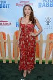 Alexandra Vino Photo - Alexandra Vinoat the Peter Rabbit Premiere Pacific Theaters at The Grove Los Angeles CA 02-03-18