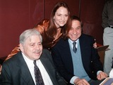 Robert Sherman Photo -  Leslie Ann Warren Richard Sherman and Robert Sherman at the American Cinematheque special screening of the restored Disney classic THE HAPPIEST MILLIONAIRE the last live action film Walt Disney personally worked on Egyptian Theater 03-15-00