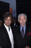 James Coburn Photo - Benecio Del Toro and James Coburn at the first annual Stella Adler awards Highlands Nightclub Hollywood 06-01-02
