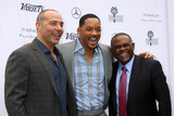 Bennet Omalu Photo - Peter Landesman Will Smith Dr Bennet Omaluat the Variety Creative Impact Awards And 10 Directors To Watch Brunch The Parker Hotel Palm Springs CA 01-03-16
