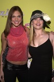 Alison Sweeney Photo - Ida Fields and Alison Sweeney at the launch party for BUZZINE Magazine Deep Nightclub Hollywood 04-04-02