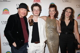 Henry Jaglom Photo - Henry Jaglom Simon Jaglom Tanna Frederick Sabrina Jaglomat the Ovation Premiere DGA Los Angeles CA 07-06-16