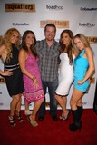 Ashley Marriott Photo - Ashley Marriott Bridgetta Tomarchio Frank Kramer Kerri Kasem and Bridgetta Tomarchio at the Red Carpet Launch Party for Squatters the new web series  (wwwSQUATTERStheseriescom) Capitol City Hollywood CA 06-04-10