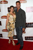 Lorenzo Lamas Photo - Shawna Craig Lorenzo Lamasat the Cabaret Opening Night Pantages Hollywood CA 07-20-16