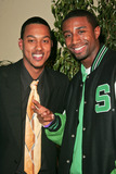 Andre Johnson Photo - Wesley Jonathan and Andre Johnsonat the Top X Calendar Release Pre-Oscar Party hosted by Denyce Lawton and Wesley Jonathan Loggia Hollywood CA 02-23-07