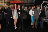 Adam Savage Photo - Chloe Dykstra Chris Hardwick Adam Savageat the Pacific Rim Los Angeles Premiere Dolby Theater Hollywood CA 07-09-13